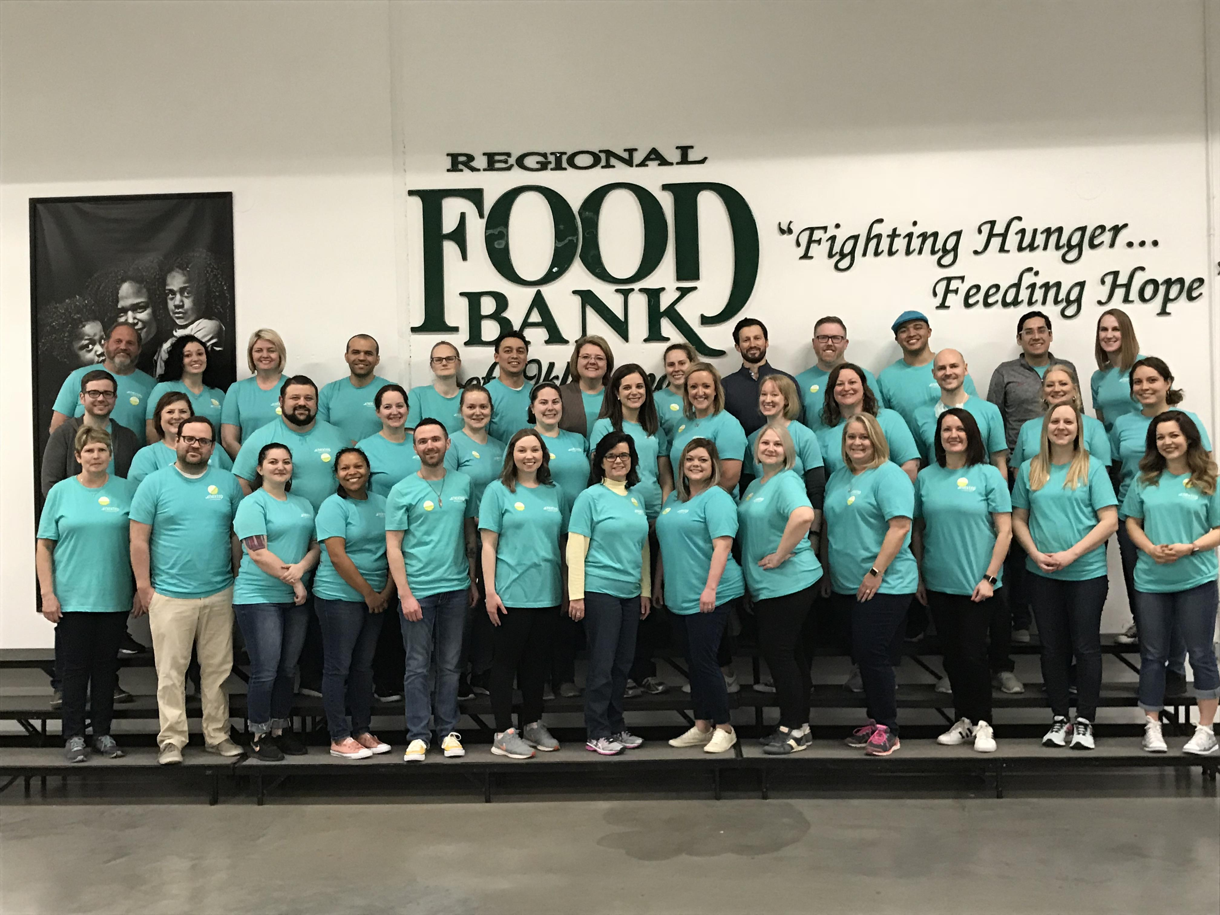 NGB Day - Food Bank